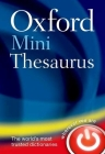 Oxford Mini Thesaurus Cover Image
