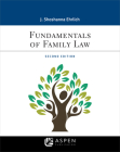 Fundamentals of Family Law (Aspen Paralegal) Cover Image