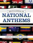 Encyclopedia of National Anthems Cover Image