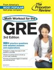 Math Workout for the GRE Cover Image