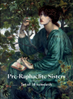 Pre-Raphaelite Sisters Notecards Cover Image