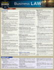 Business Law: A Quickstudy Laminated Reference Guide Cover Image
