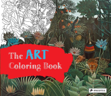 The Art Coloring Book Cover Image