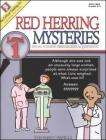 Red Herring Mysteries Level 1 Cover Image