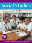 Social Studies for Csec CXC a Caribbean Examinations Council Study Guide Cover Image