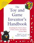 The Toy and Game Inventor's Handbook Cover Image
