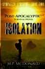 Isolation: A Pandemic Survival Novel Cover Image