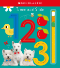 Trace and Slide 123: Scholastic Early Learners (Trace and Slide) Cover Image