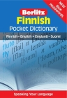 Finnish Pocket Dictionary Cover Image