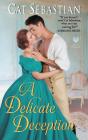A Delicate Deception (The Regency Impostors #3) Cover Image