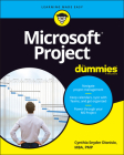 Microsoft Project for Dummies Cover Image