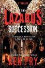 The Lazarus Succession: A Historical Mystery Thriller Cover Image