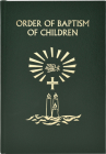 Order of Baptism of Children Cover Image