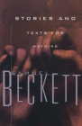 Stories and Texts for Nothing (Beckett) Cover Image