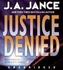 Justice Denied CD: Justice Denied CD Cover Image