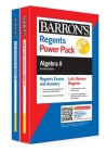 Regents Algebra II Power Pack Revised Edition (Barron's Regents NY) Cover Image