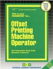 Offset Printing Machine Operator: Passbooks Study Guide (Career Examination Series) Cover Image