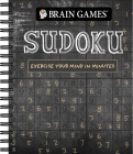 Brain Games - Sudoku: Exercise Your Mind in Minutes (Chalkboard #1) Cover Image