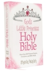 God's Little Princess Devotional Bible Cover Image