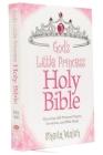 God's Little Princess Devotional Bible Cover Image