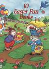 10 Easter Fun Books: Stickers, Stencils, Tattoos and More [With * and * and *] (Dover Little Activity Books) Cover Image
