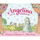 Angelina and the Princess Cover Image