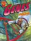 The Decoding Genes with Max Axiom, Super Scientist (Graphic Library: Graphic Science) Cover Image