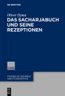 Das Sacharjabuch Und Seine Rezeptionen (Studies of the Bible and Its Reception (Sbr) #16) Cover Image