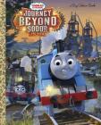 Journey Beyond Sodor (Thomas & Friends) (Big Golden Book) Cover Image