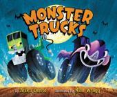 Monster Trucks Board Book Cover Image