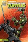 Teenage Mutant Ninja Turtles: New Animated Adventures: Volume 4 Cover Image