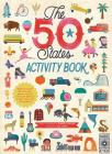 The 50 States: Activity Book: Maps of the 50 States of the USA Cover Image