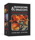 Dungeons & Dragons 100 Postcards: Archival Art from Every Edition Cover Image