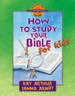 How to Study Your Bible for Kids Cover Image
