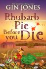 Rhubarb Pie Before You Die Cover Image