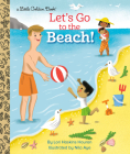 Let's Go to the Beach! (Little Golden Book) Cover Image