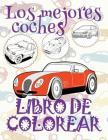 ✌ Los mejores coches ✎ Libro de Colorear Carros Colorear Niños 8 Años ✍ Libro de Colorear Niños: ✌ Best Cars Car Coloring Book Cover Image