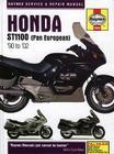 Honda ST1100 (Pan European) '90- to '02 (Haynes Service & Repair Manual) Cover Image