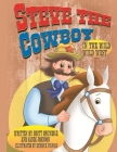 Steve The Cowboy In The Wild Wild West Cover Image