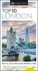 DK Eyewitness Top 10 London (Pocket Travel Guide) Cover Image