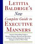Letitia Balderige's New Complete Guide to Executive Manners Cover Image