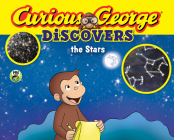 Curious George Discovers the Stars (science storybook) Cover Image