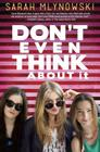 Don't Even Think About It Cover Image