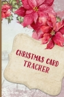 Christmas Card Tracker: Your Holiday Mailing Organizer Cover Image