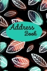 Address Book Cover Image