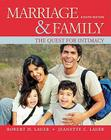 Marriage and Family: The Quest for Intimacy Cover Image