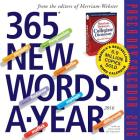 365 New Words-A-Year Page-A-Day Calendar 2016 Cover Image