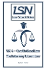 Law School Notes: Constitutional Law Cover Image