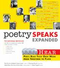 Poetry Speaks Expanded: Hear Poets Read Their Own Work from Tennyson to Plath (Poetry Speaks Experience) Cover Image