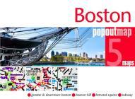 Boston Popout Map (Popout Maps) Cover Image